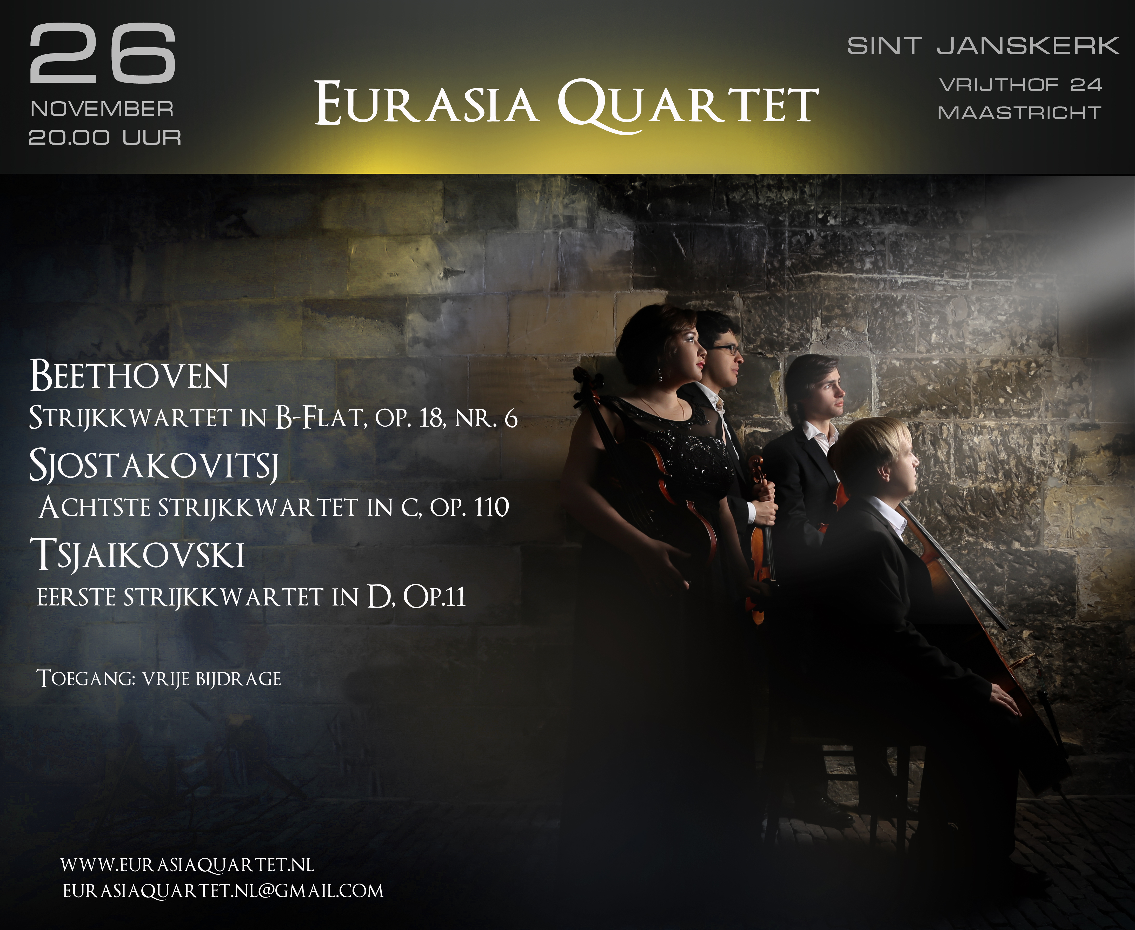 eurasia-quartet-poster
